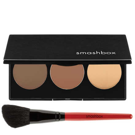 Smashbox Step-By-Step Contour Kit para Contorno Facial