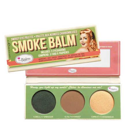 the Balm Smoke Balm Eyeshadow Palette 2 - Paleta de Sombras 10,2g