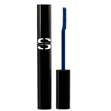 Sisley So Intense Mascara Étoffant Fortifiant 3 Deep Blue - Máscara de Cílios 7,5ml
