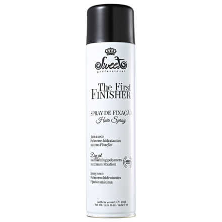 Sweet Hair The First Finisher Hair Spray Dry Jet - Spray de Fixação 400ml