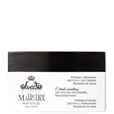 Sweet Hair The First Manutenção - Máscara 150ml