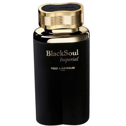 Black Soul Imperial Ted Lapidus Eau de Toilette - Perfume Masculino 50ml