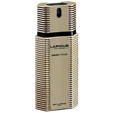 Lapidus Pour Homme Gold Extreme Eau de Toilette - Perfume Masculino 100ml