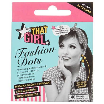 That Girl Fashion Dots - Adesivo para Brincos 40un
