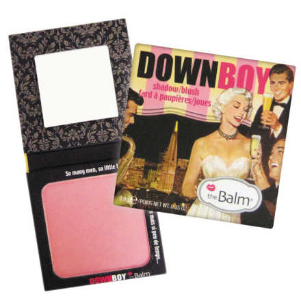 the Balm Down Boy - Blush e Sombra 8.5g