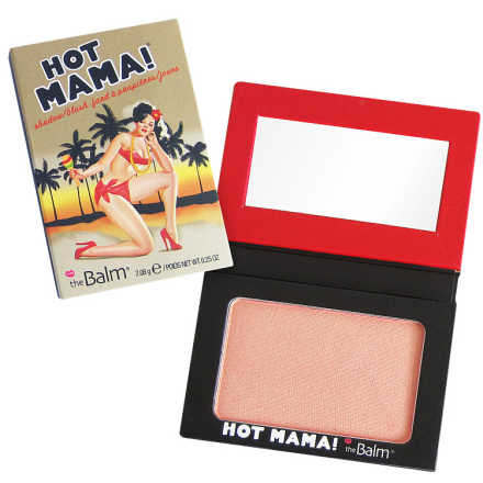 the Balm Hot Mama! - Blush e Sombra 7,08g