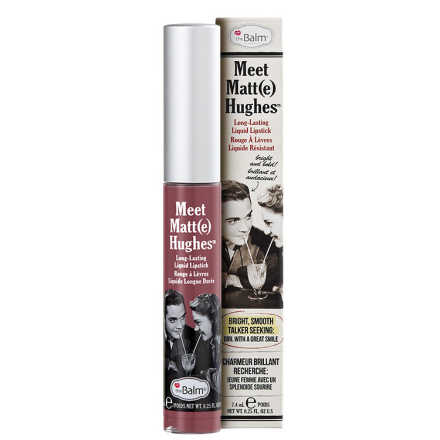 the Balm Meet Matt (e) Hughes Charming - Batom Líquido 7,4ml