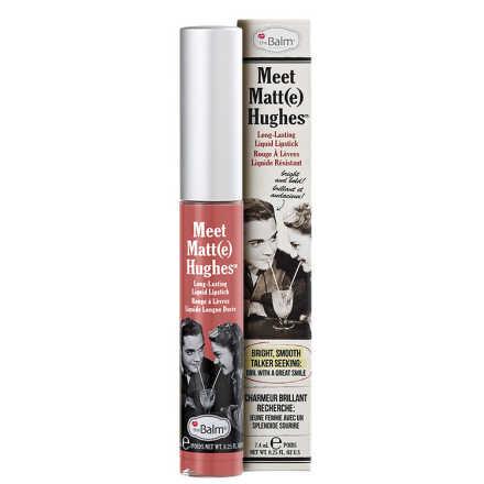 the Balm Meet Matt (e) Hughes Committed - Batom Líquido 7,4ml