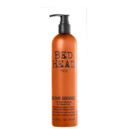TIGI Bed Head Colour Goddess Oil Infused - Shampoo 400ml