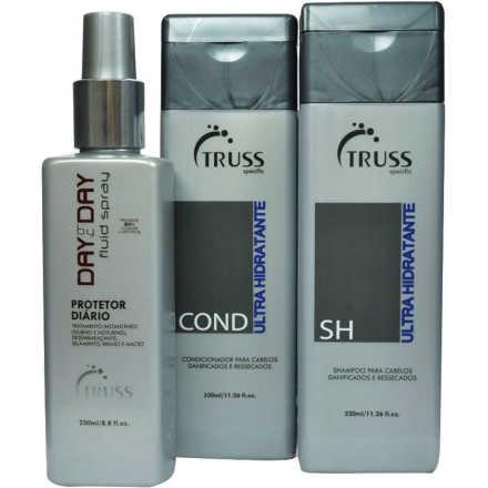 Truss Specific Ultra Hidratante Protect Kit (3 Produtos)