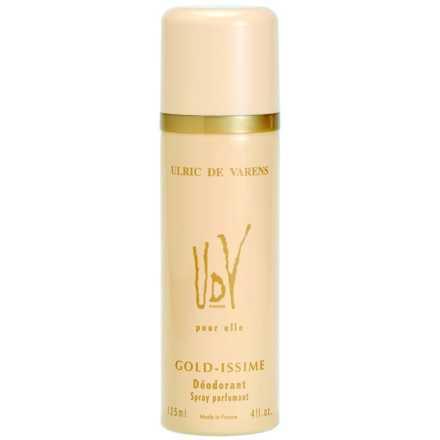 Ulric de Varens Gold-Issime - Desodorante Feminino 125ml