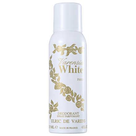 Ulric de Varens Varensia White Deo Spray – Desodorante Feminino 125ml