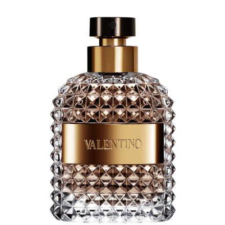 Valentino Uomo Valentino Eau de Toilette - Perfume Masculino 50ml