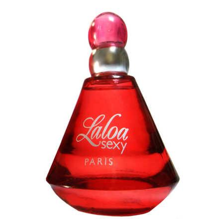Laloa Sexy Via Paris Eau de Toilette - Perfume Feminino 100ml