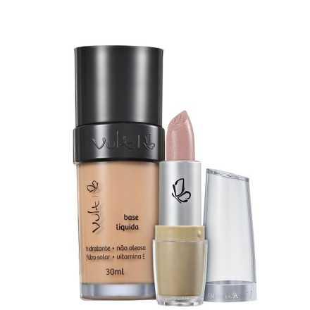 Vult Make Up 02 Rosa Duo Kit (2 Produtos)