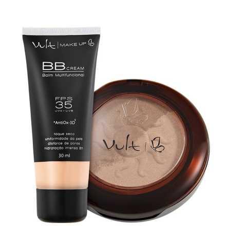 Vult Make Up Balm Duo 01 Kit (2 Produtos)