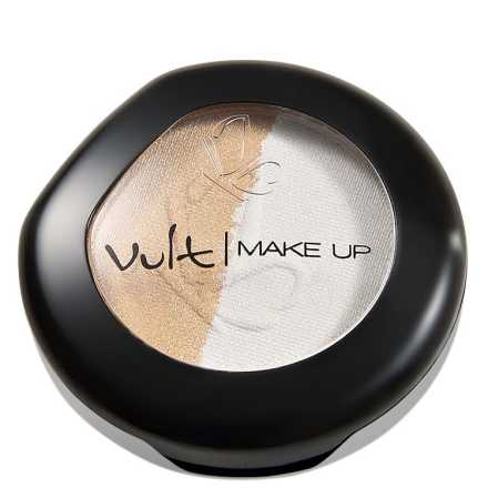 Vult Make Up Duo 01 Cintilante / Opaco - Sombra 2,5g