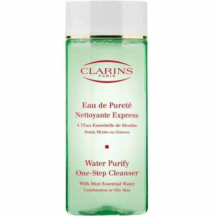 Clarins Water Purify One-Step Cleanser - Loção de Limpeza 200ml