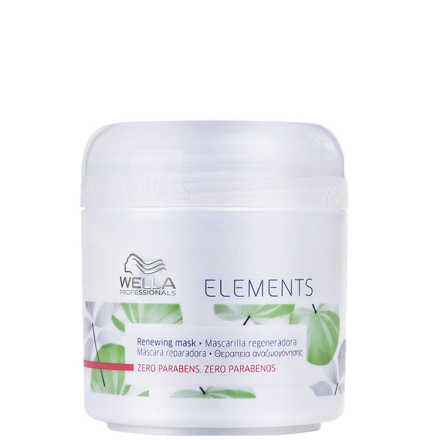 Wella Professionals Elements Renewing Mask - Máscara de Tratamento 150ml