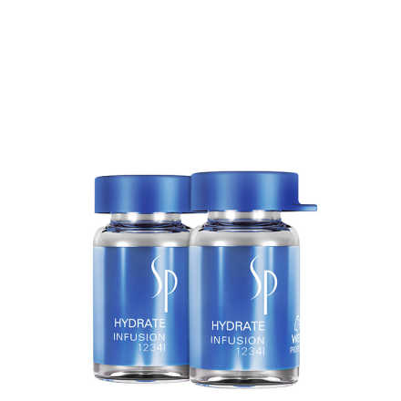 SP System Professional Hydrate Infusion - Ampola de Tratamento 2x5ml