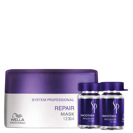 SP System Professional Repair Smoothen Kit (3 Produtos)