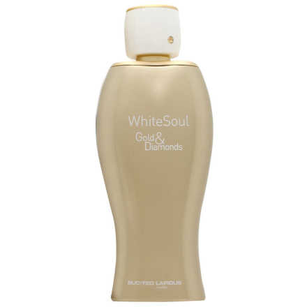 White Soul Gold & Diamonds Ted Lapidus Eau de Parfum - Perfume Feminino 100ml