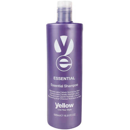Yellow Essential - Shampoo 500ml