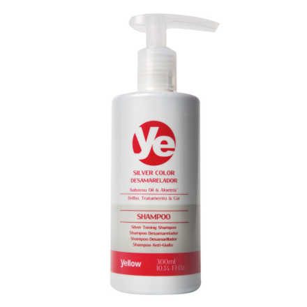 Yellow Silver Color Desamarelador - Shampoo 300ml