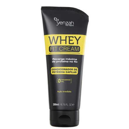 Yenzah Power Whey Fit Cream Potência Capilar - Condicionador 200g