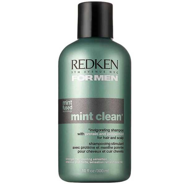 Redken for Men Mint Clean - Shampoo 300ml