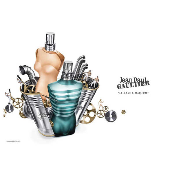 Jean Paul Gaultier Le Male - Eau de Toilette 75ml