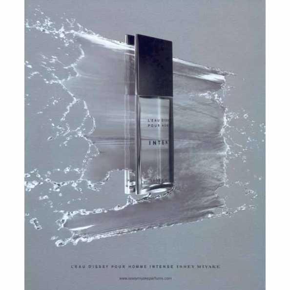 Issey Miyake L'Eau d'Issey Pour Homme Intense - Eau de Toilette 125ml