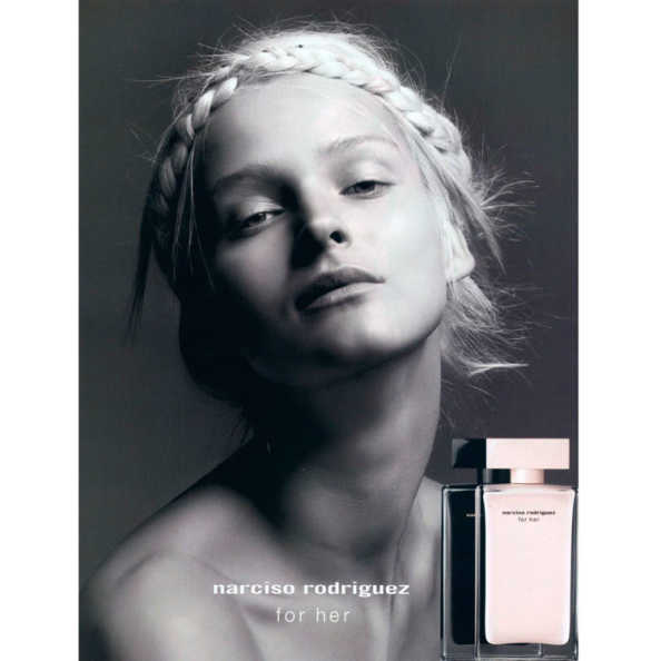 Narciso Rodriguez Perfume Feminino for Her - Eau de Parfum 100ml