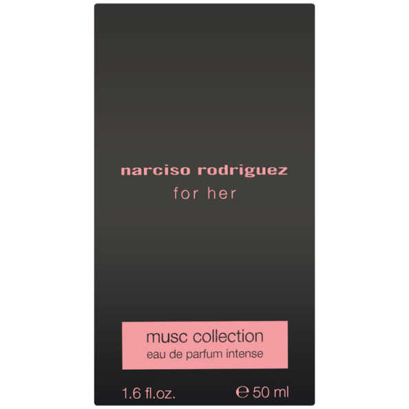Narciso Rodriguez Perfume Feminino Narciso Rodriguez for Her Musc Collection Intense - Eau de Parfum 50ml
