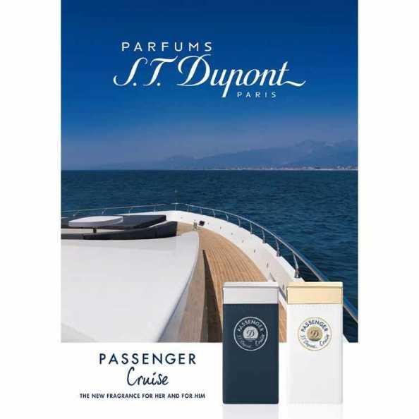 S. T. Dupont Passenger Cruise Homme - Eau de Toilette 30ml