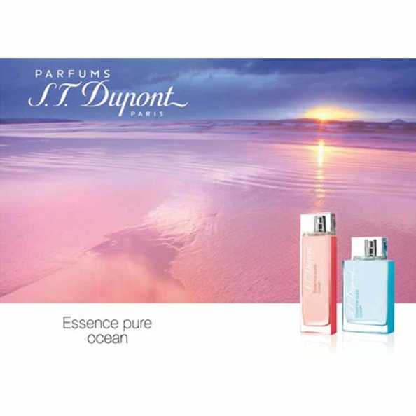 S. T. Dupont Essence Pure Homme - Eau de Toilette 100ml