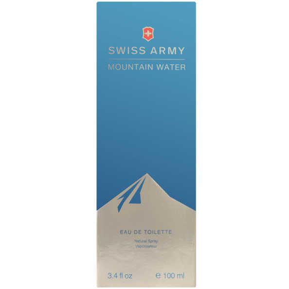 Victorinox Swiss Army Mountain Water Perfume Masculino - Eau de Toilette 100ml