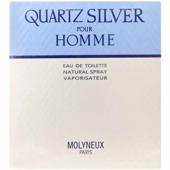 Molyneux Quartz Silver Homme - Eau de Toilette 50ml