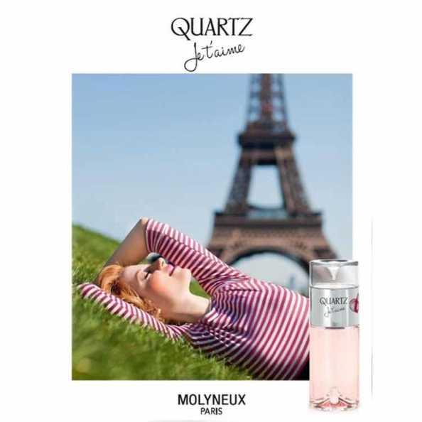 Molyneux Perfume Feminino Quartz Je T'Aime - Eau de Parfum 30ml