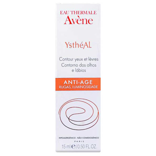 Avène YsthéAL Contour Yeux et Lèvres - Gel Antirrugas para Olhos e Lábios 15ml