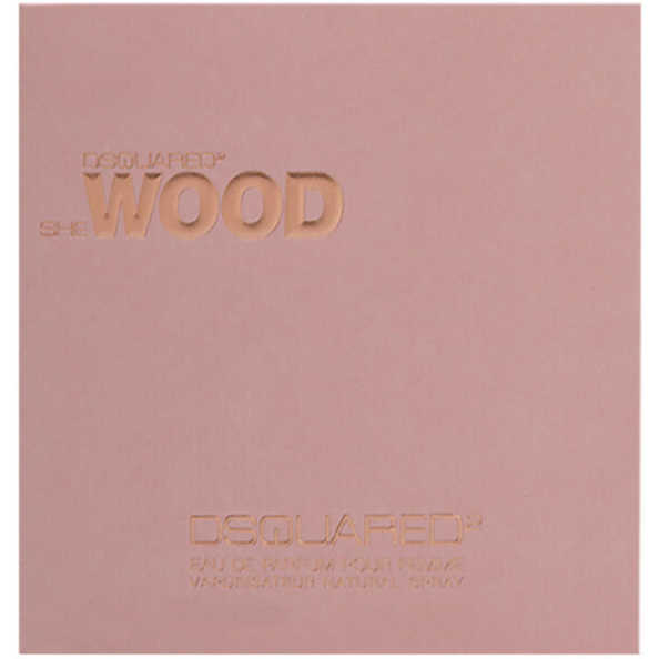 Dsquared Perfume Feminino She Wood - Eau de Parfum 30ml