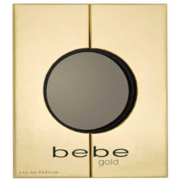 Bebe Perfume Feminino Bebe Gold - Eau de Parfum 100ml