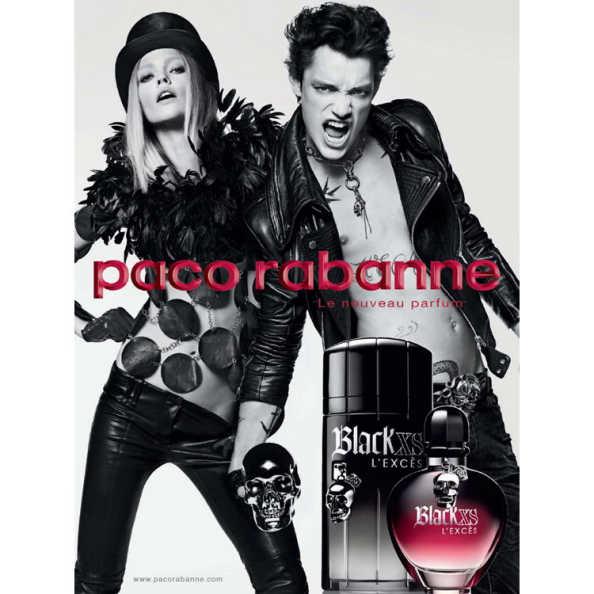 Paco Rabanne Perfume Feminino Black Xs L'Excès - Eau de Parfum 50ml