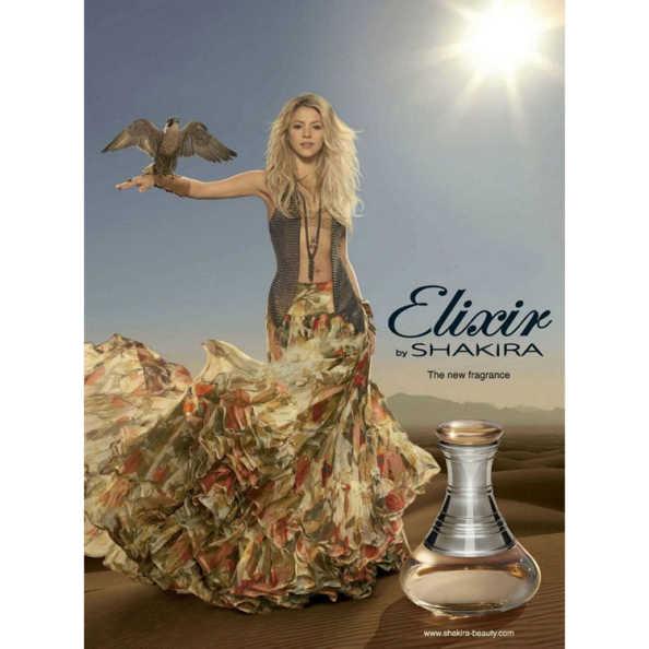 Shakira Perfume Feminino Elixir By Shakira - Eau de Toilette 30ml