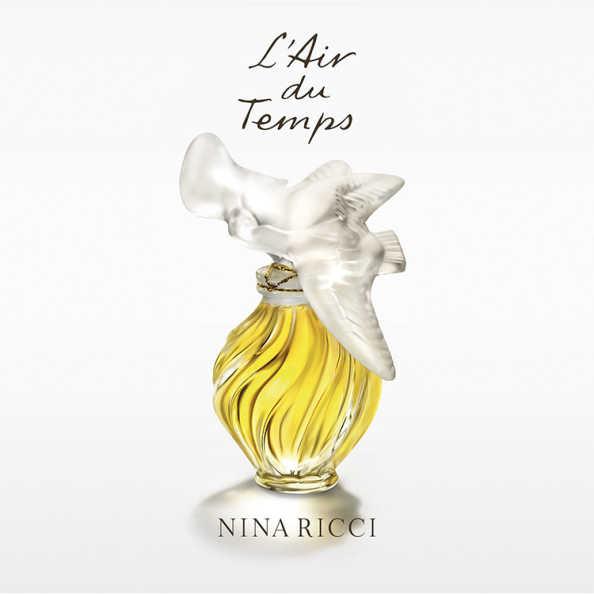 Nina Ricci L'Air Du Temps Feminino - Eau de Toilette 100ml