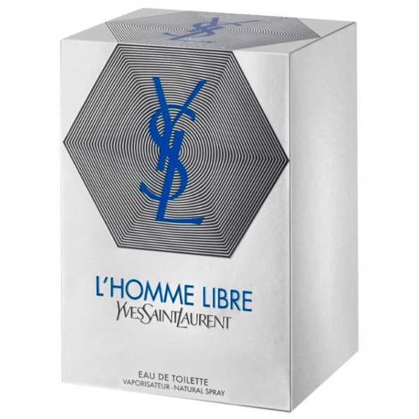 Yves Saint Laurent Perfume Masculino L'Homme Libre - Eau de Toilette 40ml