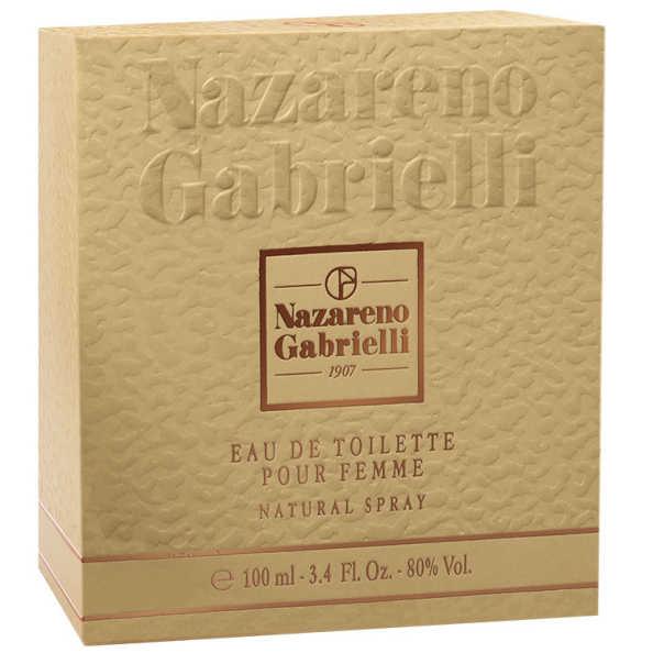 Nazareno Gabrielli Perfume Feminino Pour Femme - Eau de Toilette 100ml