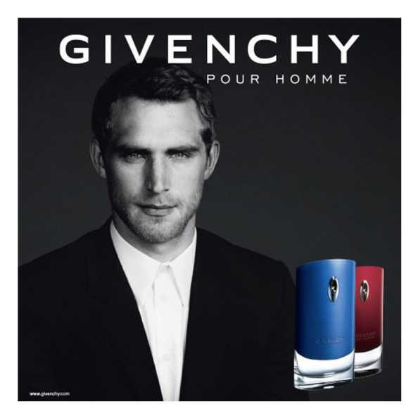 Givenchy Perfume Masculino Pour Homme Blue Label - Eau de Toilette 30ml