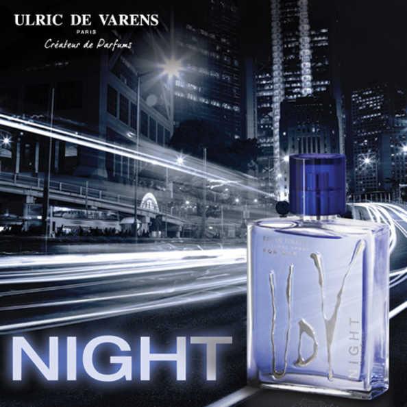 Ulric de Varens Night Perfume Masculino - Eau de Toilette 60ml