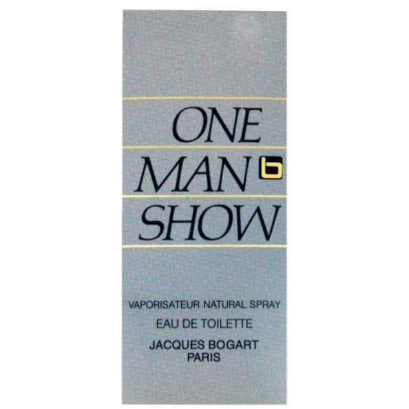 Jacques Bogart Perfume Masculino One Man Show - Eau de Toilette 30ml